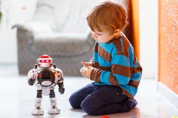 A Noël, les jouets sont connectés