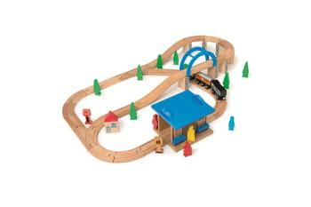 20 jouets en bois pour petits et grands