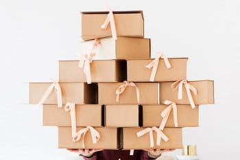 60 idées de cadeaux de Noël mode inspirantes