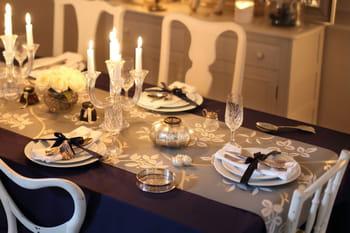 12 astuces pour une table de Noël qui en jette