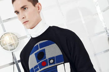 Des pièces Star Wars pour que la force soit avec lui