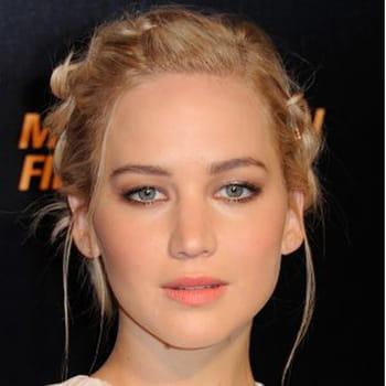 Je me fais la couronne tressée de Jennifer Lawrence