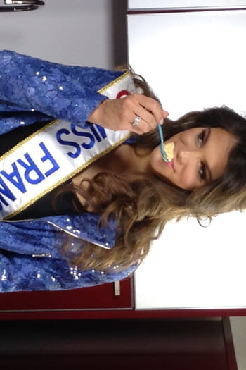 Miss France 2016: Iris Mittenaere relève tous les défis