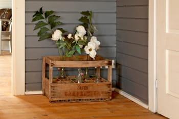 Caisse en bois : des idées pour la recycler
