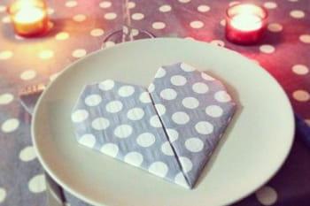 Saint-Valentin : 14décorations de table repérées sur Pinterest