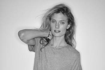 Constance Jablonski, un top model et ses essentiels en interview