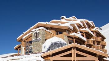 Découverte de l'hôtel 5 étoiles Pashmina Le Refuge à Val Thorens