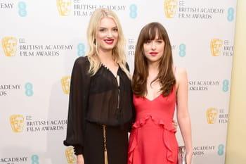BAFTA 2016, le tapis rouge glamour