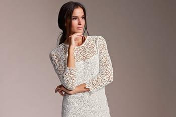 Les marques de prêt-à-porter habillent les mariées... à petit prix !