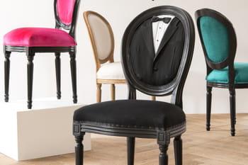 maisons du monde la chaise m daillon se met sur son 31 journal des femmes. Black Bedroom Furniture Sets. Home Design Ideas