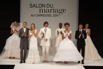 Mission mariage au Salon du Carrousel