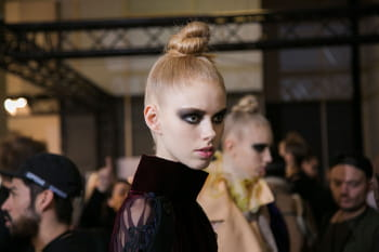 Fashion week : les coiffures ont fait leur show