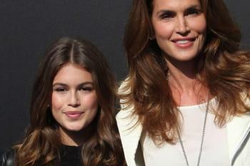 Elles sont belles, mannequins... et mamans