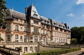 Escapade royale au Château Hôtel de Montvillargenne à Chantilly