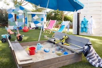 Du mobilier de jardin pour les enfants
