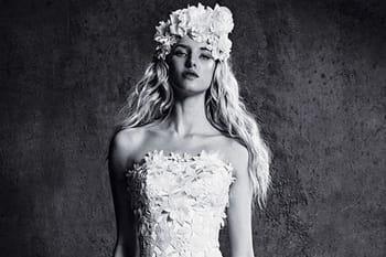 25 robes de mariée bustier à tomber !