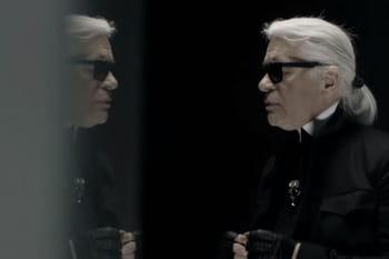 Chanel vu par Karl Lagerfeld en vidéo