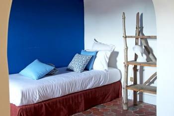 Ma chambre en bleu