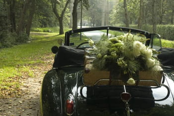 Rétroplanning mariage : J-4 mois, choisir la voiture des mariés !
