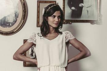 30 robes de mariée courtes