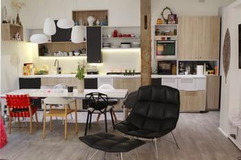 40 cuisines ouvertes, pratiques et esthétiques
