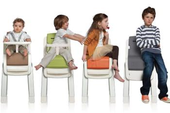 Lit, chaise-haute, siège-auto... Choisissez-les évolutifs !