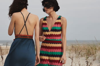 Des robes pleines d'été
