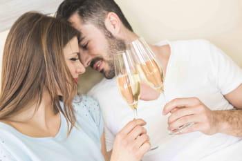 15 ans de mariage les noces de cristal. Black Bedroom Furniture Sets. Home Design Ideas