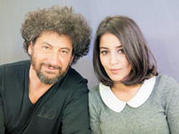 """Leïla Bekhti et RaduMihaileanu:Leïla Bekhti et RaduMihaileanu : """"L'accès ausavoir, c'estlaclé delaliberté"""""""