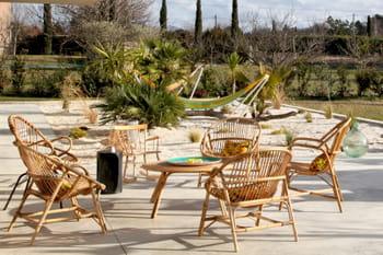 Je veux la même à la maison : une terrasse comme à Acapulco