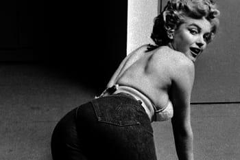 De Marilyn Monroe à Caroline de Maigret, toutes en jean Levi's !