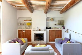 Douce atmosphère dans un mas provençal