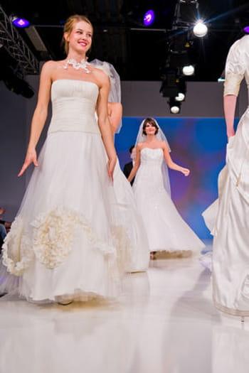 Grand Salon du Mariage : le défilé
