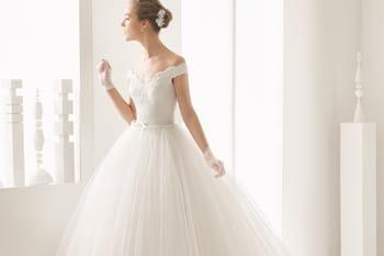 Des robes de mariée de princesse pour briller
