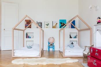 Chambre d'enfants: esprit dortoir pour ma tribu