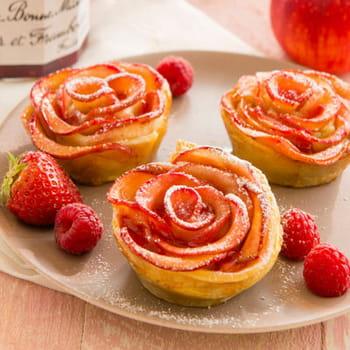 40 recettes de desserts aux pommes