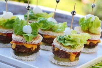 40 recettes pour un apéritif dînatoire d'automne