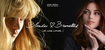 Blondes et Brunettes, faites-vous chouchouter entre amies