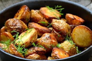 Comment r ussir les pommes de terre saut es - Comment cuisiner les pommes de terre de noirmoutier ...
