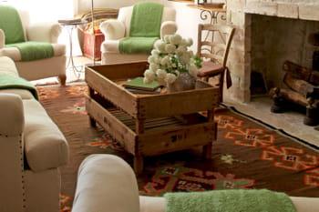 Astuces r cup 39 pour tables originales - Tables basses originales ...