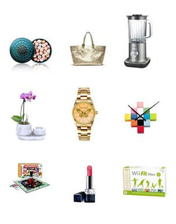 Noël : 101 idées cadeaux pour elles
