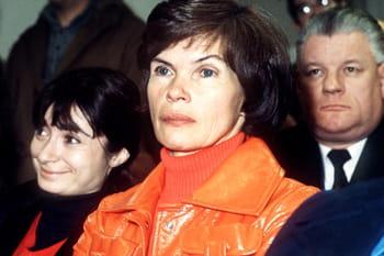 La vie de Danielle Mitterrand en images