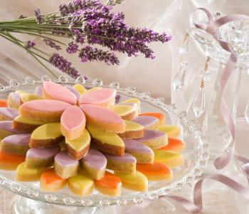 les califruits existent à l'orange, au citron, à la figue ou au pruneau.