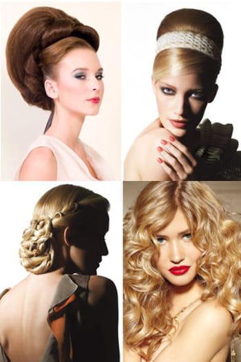 """Les coiffures de mariées """"tendance"""" pour 2012"""