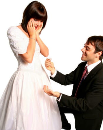 Vos fabuleuses demandes en mariage