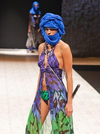 Les tendances maillots de bain de l'été 2012