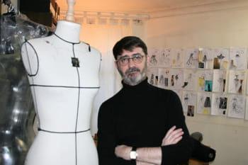 Franck Sorbier : dans les coulisses de la création