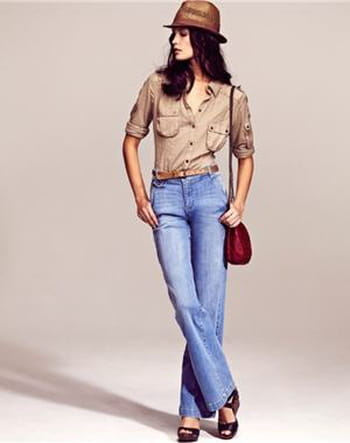 Des jeans légers et acidulés pour cet été!