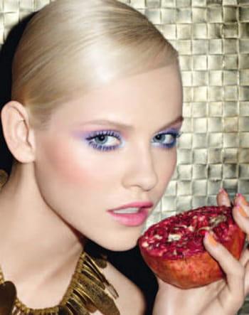 Les tendances maquillage printemps-été 2012