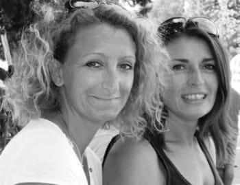 Charlotte et Christel : l'équipage de charme du Journal des Femmes
